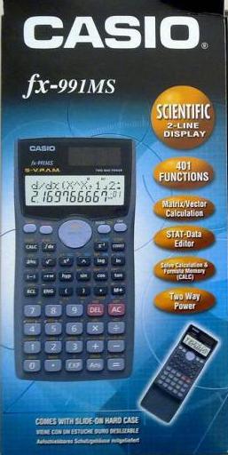 FX-350ES Plus Technical scientific calculator