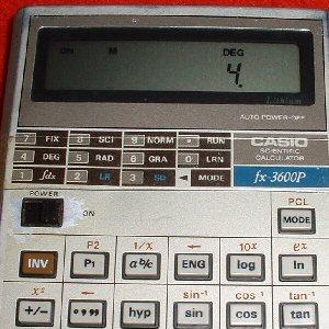 Casio fx-4800p manual